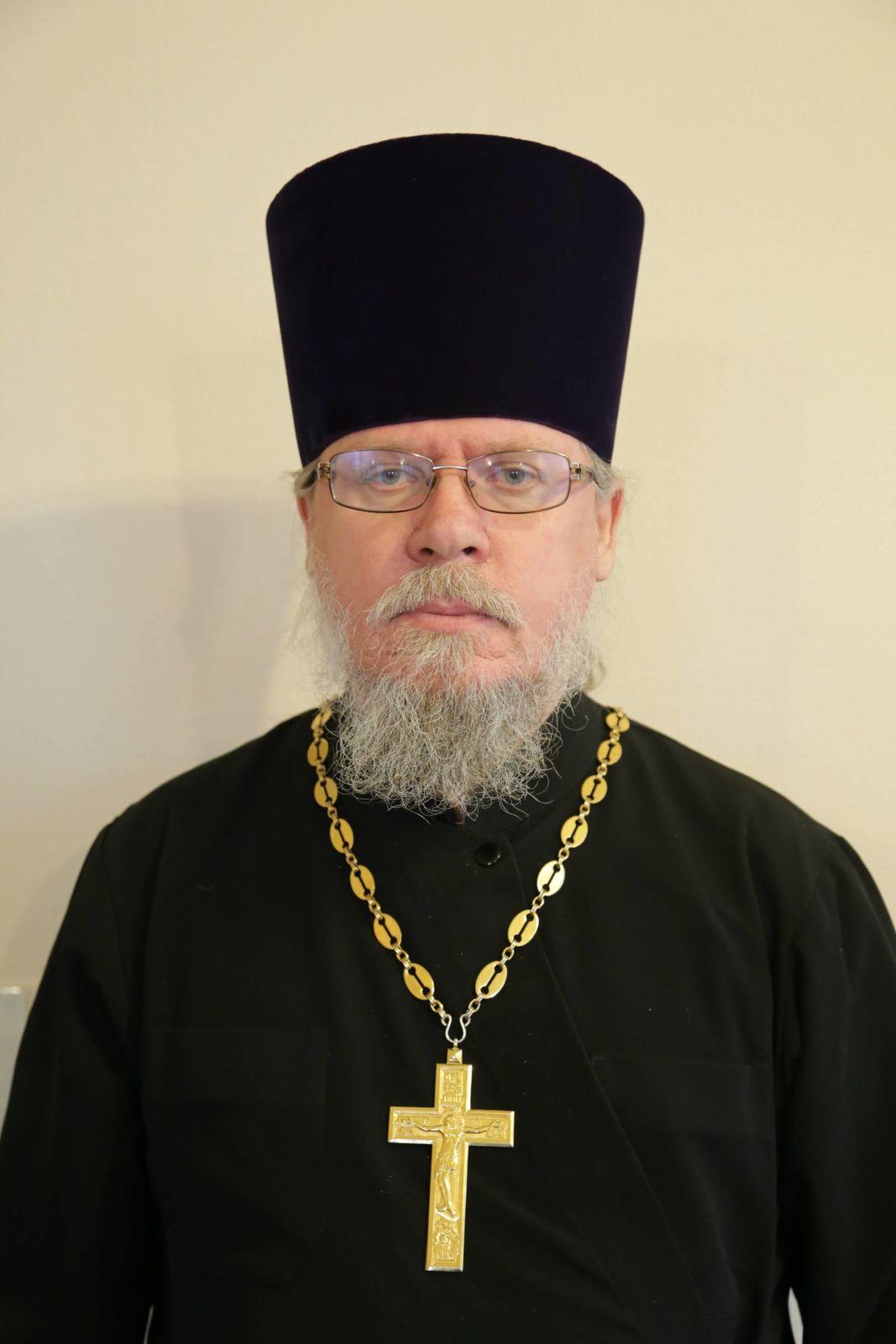 Протоиерей — Константин Михайлович Макаров