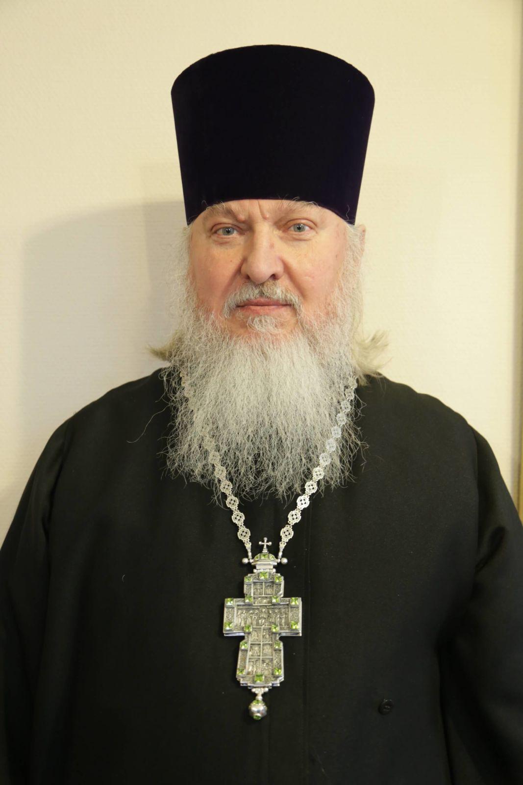 Протоиерей — Леонид Анатольевич Степанов