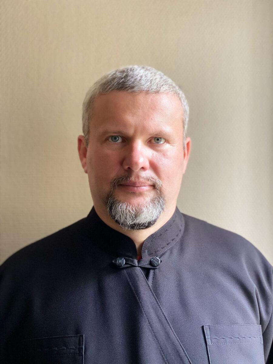 Андрей Владимирович Сергеев — Диакон в Храме Иова Многострадального